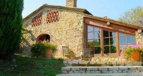 villa for rent in panzano